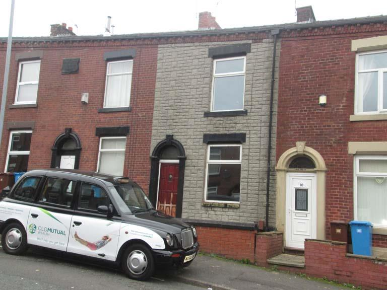 12 Balfour Street, Clarksfield, Oldham